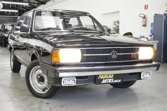 Volkswagen Passat Ts 1.6 1982 2 Portas Preto