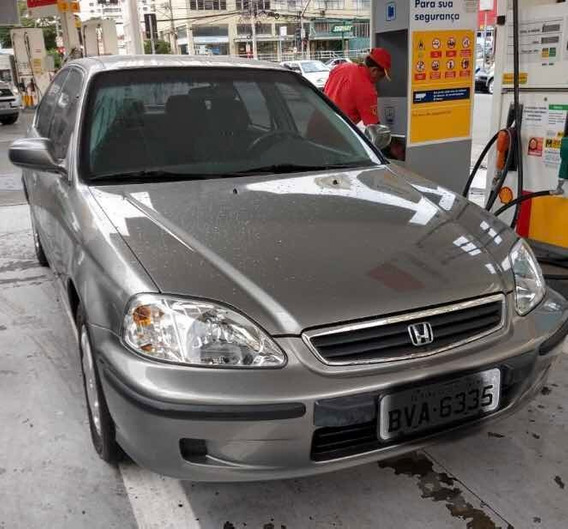 Honda Civic 1.6 Lx 4p 2000