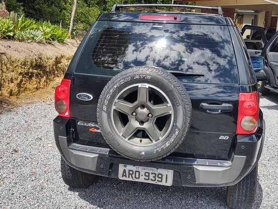 Ford Ecosport 2.0 Xlt 4wd 5p 2009