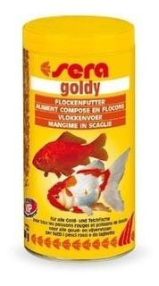 Alimento Peces Goldfish Hojuelas Sera 60 Grs X 2 Frascos