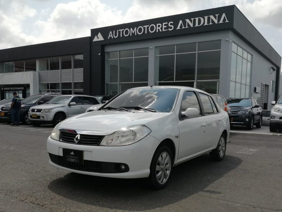 Renault Symbol 2 Deluxe Mecánica 2011 1.6 Fwd 350