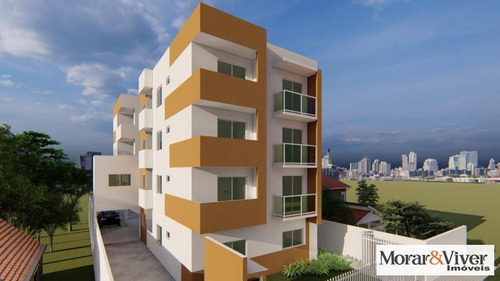 Imagem 1 de 9 de Apartamento Para Venda Em São José Dos Pinhais, Parque Da Fonte, 3 Dormitórios, 1 Banheiro, 1 Vaga - Sjp3229_1-1347420