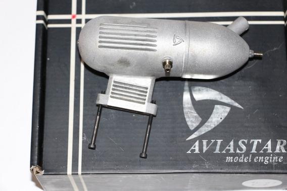 Muffler Para Motor Aviastar .46/.53/.61