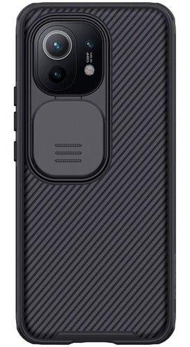 Imagen 1 de 4 de Xiaomi Mi 11 Carcasa Nillkin Camshield