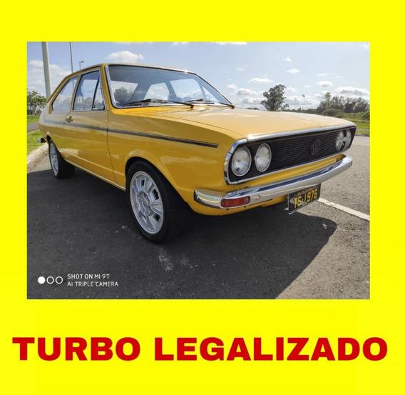 Passat Ts Ano 1976 Turbo Legalizado,