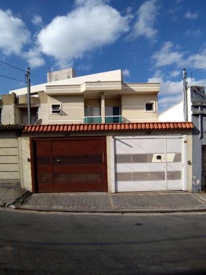 Sobrado Com 3 Dormitórios À Venda, 103 M² Por R$ 650.000,00 - Vila Esperança - São Paulo/sp - So2696