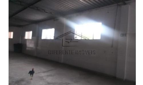 Imagem 1 de 11 de Excelente Galpão Com 700 M² - 350m² Na Parte De Cima E 350m² Na Parte De Baixo - Vila Jacui