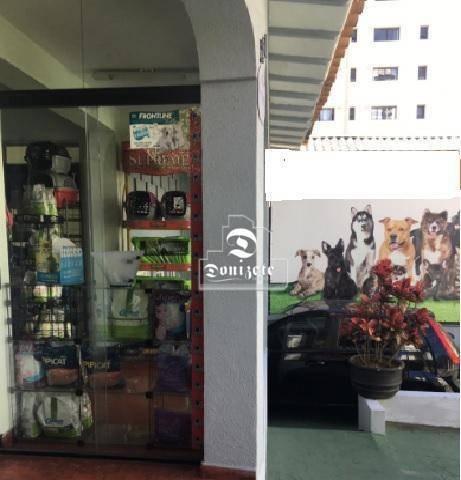 Pet Shop Com Clínica Em Santo André. - Lo0142