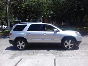 Gmc Acadia 2009 3.6c 7pas Qc Piel 4x4 At