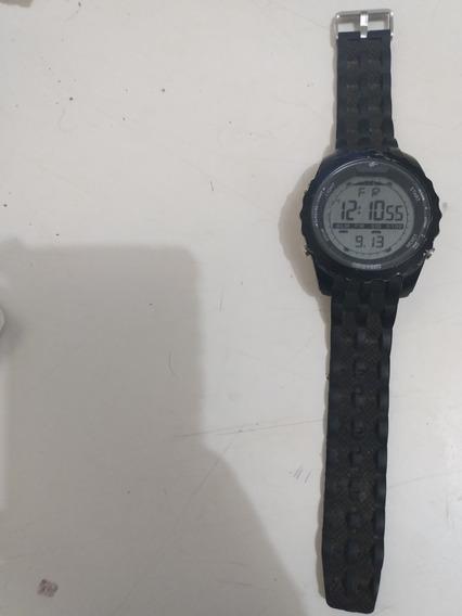 Relógio Mascul. Stainless Stell Back Perfeito Envio T.brasil