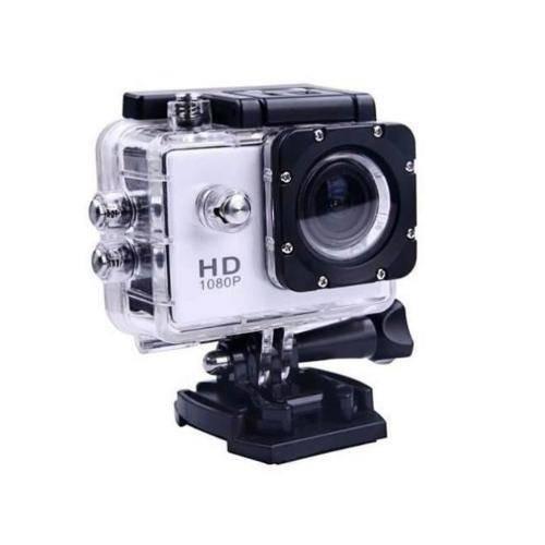 Câmera Sports Cam Full Hd 4k 1080p Wifi Esportiva