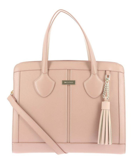 Satchel Westies Hbbibbul41we Rosa Palido