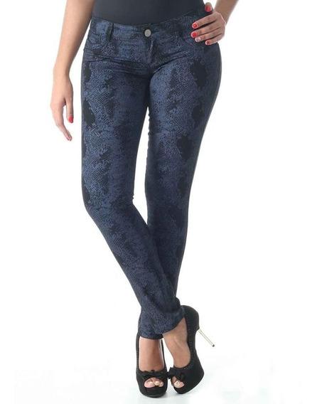 Calça Jeans Sawary Feminina Legging Stretch Linda!! #cou