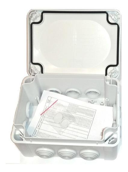 Caja Estanca Ip65 Grande Cctv, O Alarmas 15x10.5x8cm