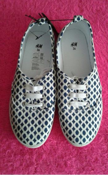 Zapatillas De Mujer H&m. Importadas!!!