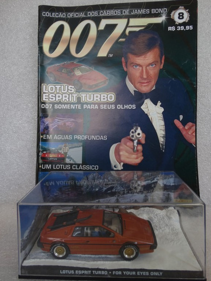 Lotus Esprit Turbo - 007 For Your Eyes Only 1:43