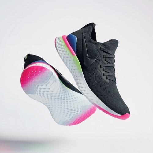 Tênis Nike Epic React Flyknit 2 Masculino N. 40 Original