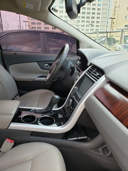 Ford Edge 3.5 Limited Fwd 5p 2012