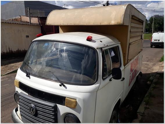 Kombi 1995 Com Baú Food Truck
