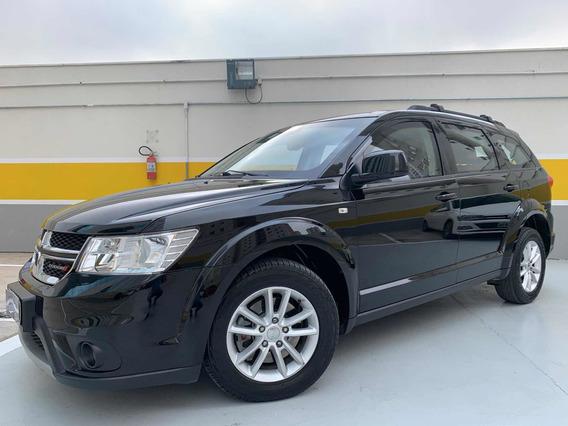 Dodge Journey Sxt 3.6 V6 - 2015 - 65.000km - Blindado Iii-a