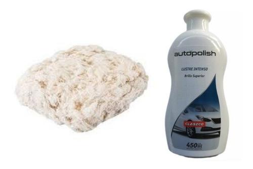 Autopolish Clasicox 450 Ml + Estopa - Alfa