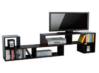 Centro De Tv Mesa Tetris En Forma De L (precio Por Modulo)
