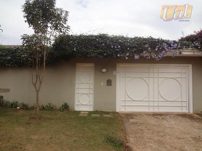 Casa Residencial À Venda, Jardim Dos Pinheiros, Atibaia. - Ca1248