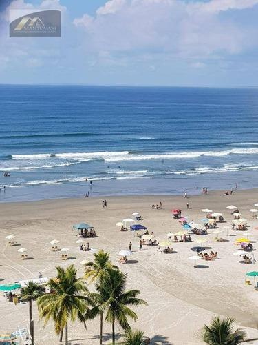 Imagem 1 de 22 de Apartamento Com 1 Dormitório À Venda, 45 M² Por R$ 185.000,00 - Vila Assunção - Praia Grande/sp - Ap2667
