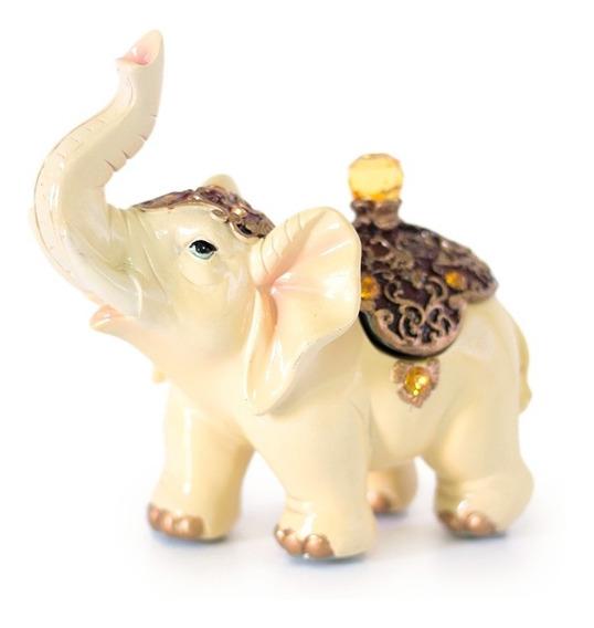 Elefante Porta Joia Médio
