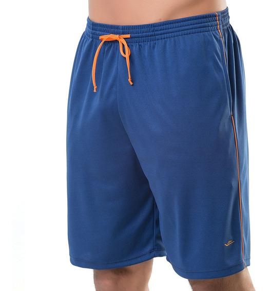 Calção Shorts Masculino Plus Size Com Bolsos Eg1 Eg2 Eg3 Eg4