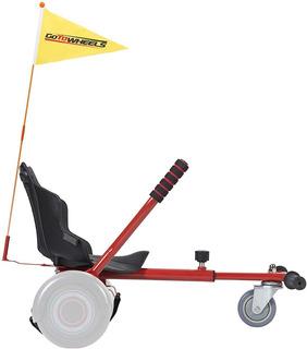 Soporte Gotowheels Para Hoverboard De 6, 8 Y 10 Pulg, Rojo