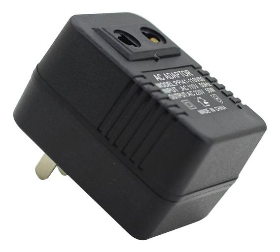 Nova Tensão Step Up Conversor Ac 220-110v 50w Adaptador De