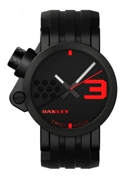 Relógio Oakley Transfer + Case Oakley Transfer