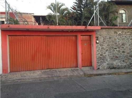 Casa En Venta El Polvorin Cuernavaca