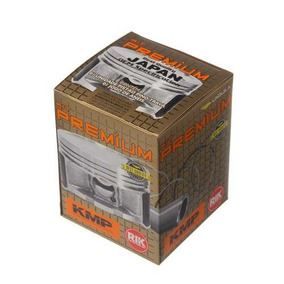 Pistao Kit C/anel Rik Premium Cg 150/bros 150 2006 4.00