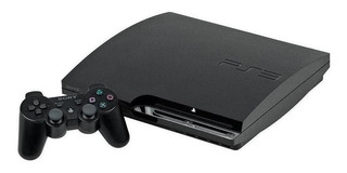 Console Playstation 3 Slim 1tb Sony Pronta Entrega