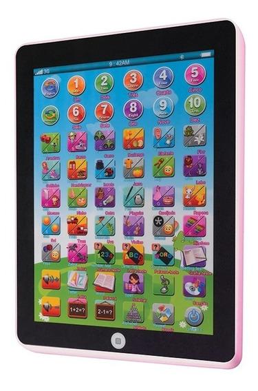 Tablet Interativo Infantil Educativo - 1 Unidade