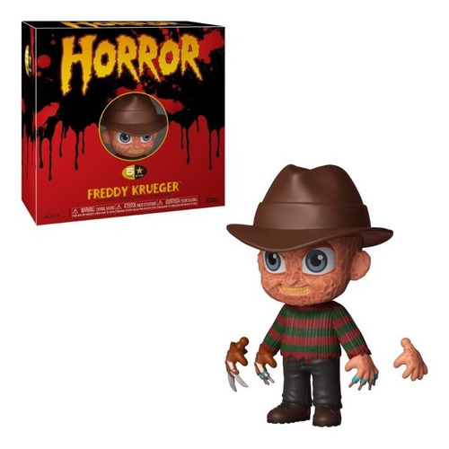 Funko Pop Figura Horror Freddy Int 34010 Original Wabro