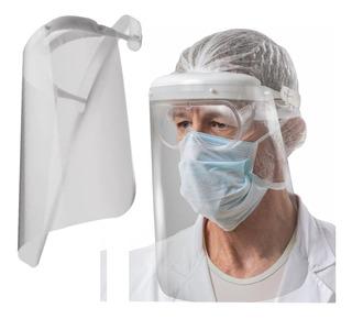Mascara Protectora Facial Allprotech Sanitaria Certif. Anmat