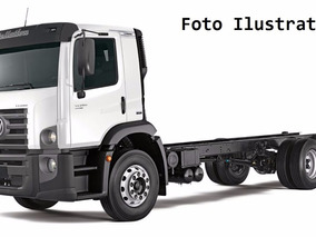 Vw 17-280 Consteletion Ano 2013 Chassis / Financia 100%