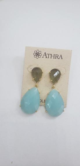 Aretes Finos De Cristal Athra