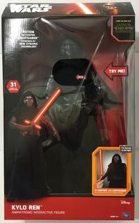 Star Wars Kylo Ren Figura Electronica Jlt 13482 La Torre