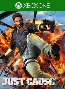 Just Cause 3 Xbox One Código 25 Digitos - Sem Juros