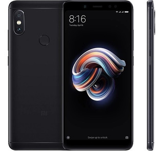 Celular Novo Xiaomi Redmi Note 5 32gb 3gb Ram Global + Capa