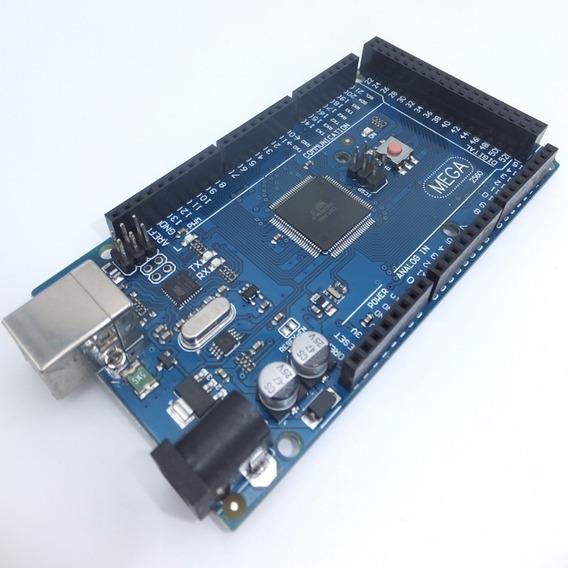 Arduino Starter Kit Mínimo Mega Cables Leds Sensors + Libros