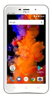 Celular Nyx Shade Rojo 13 Mpx + 5 8 Gb