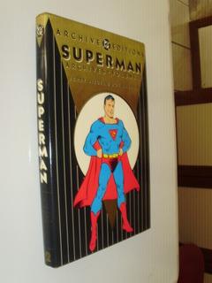 Superman Archives Vol 2 Dc Inglês 1990 (1ª Ed.) Super-homem