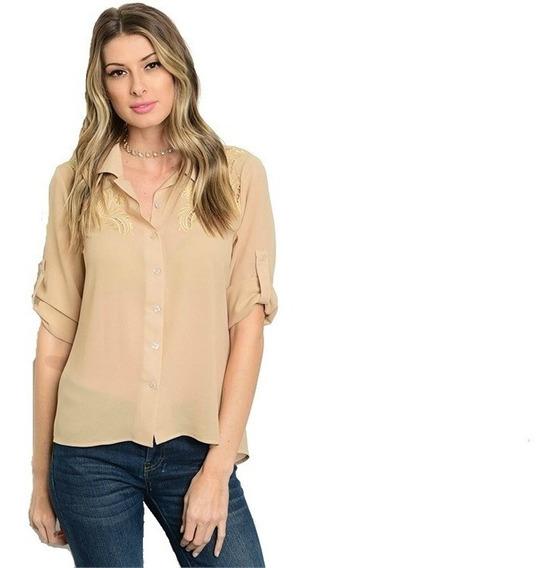Blusas Camisas Camisolas Importadas De Los Angeles Bl38467