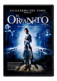 El Orfanato J A Bayona Pelicula Dvd