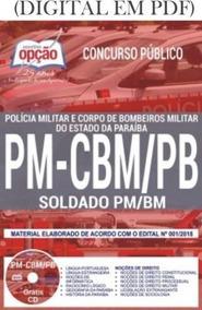 Rateio Pm Cbm Pb 2018